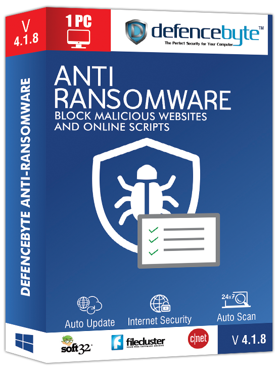 Defencebyte-Anti ransomware